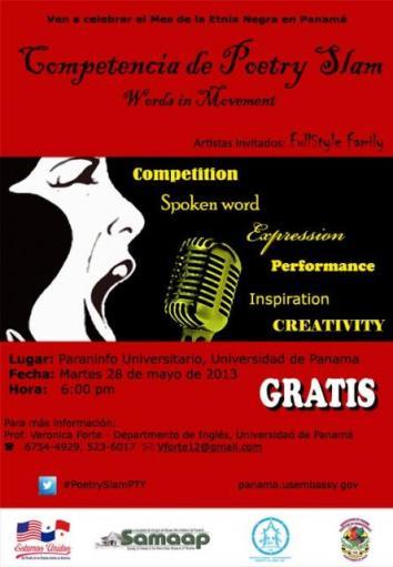 Poetry Slam en el Paraninfo universitario