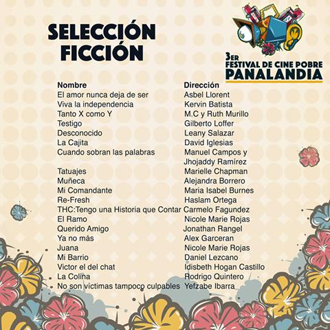 Participantes panameños