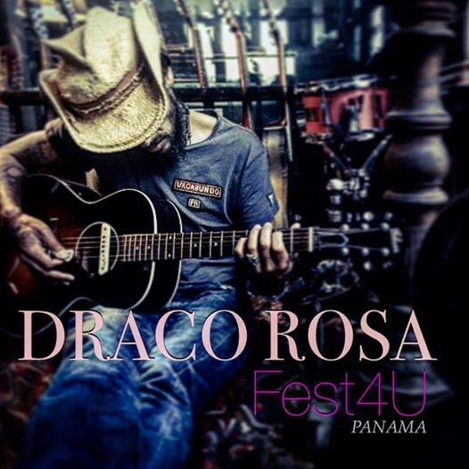 Draco Rosa participará del Fest4U enPanamá