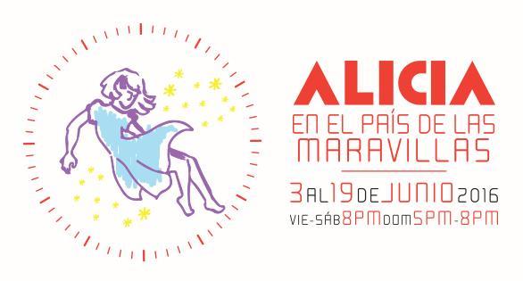 Llegará al teatro Alicia en el País de lasMaravillas