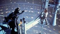 """Darth Vader, El imperio contraataca: """"Obi-Wan te enseñó bien, has controlado tu miedo. Ahora libera tu ira, sólo tu odio podrá destruirme"""""""