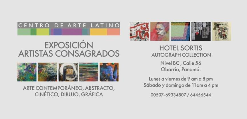 Exposición de artistasconsagrados