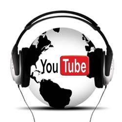 Youtube es el servicio de música más usado en elmundo