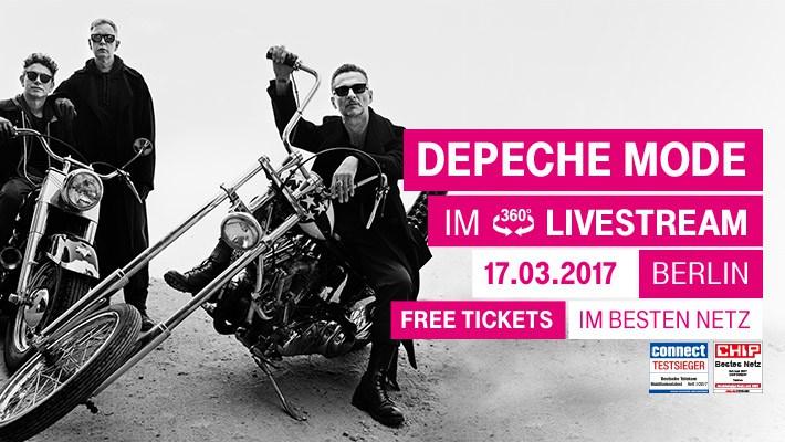 Depeche Mode en directo y en360