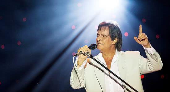 Confirman concierto de Roberto Carlos enPanamá