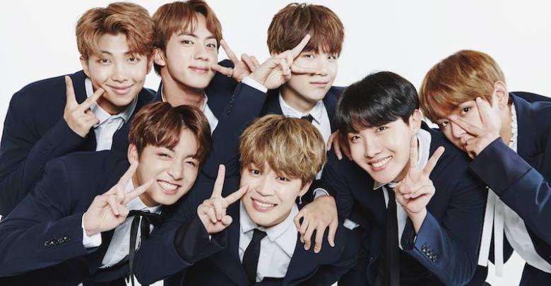 BTS, una banda coreana en la cima de las ventas enAmérica
