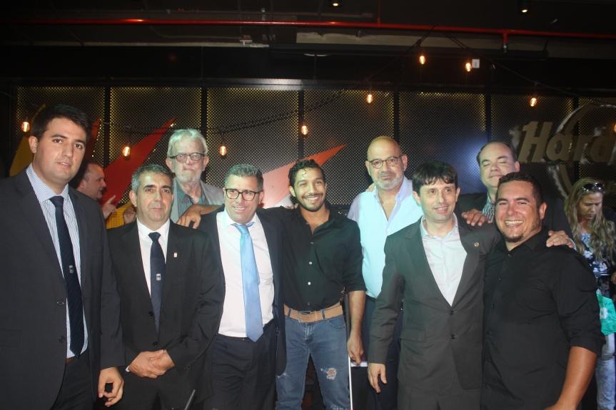 Luis Mario representará a Panamá enUruguay